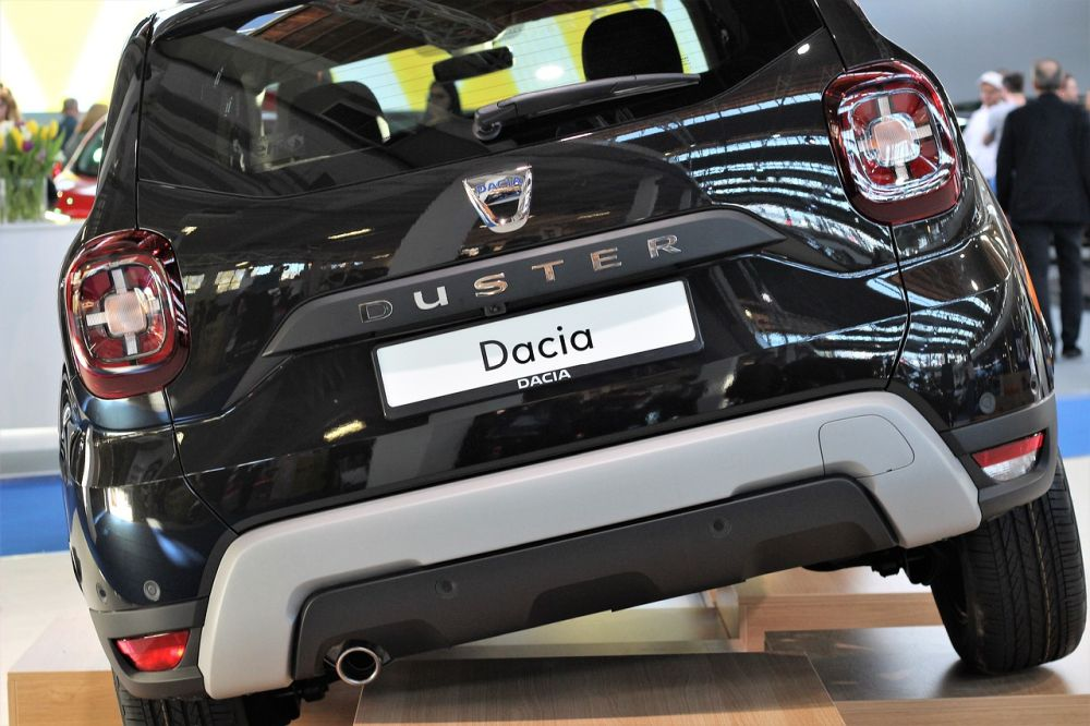 "Produsele ""made in romania"" dacia duster"